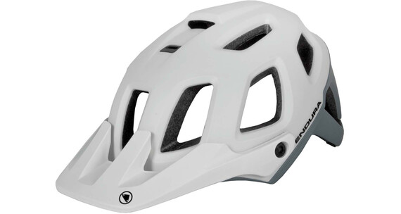 Endura SingleTrack II Helmet white
